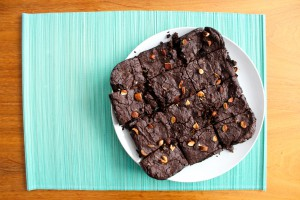 brownies bonen